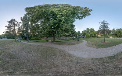 Der Harbachpark in Sinzig