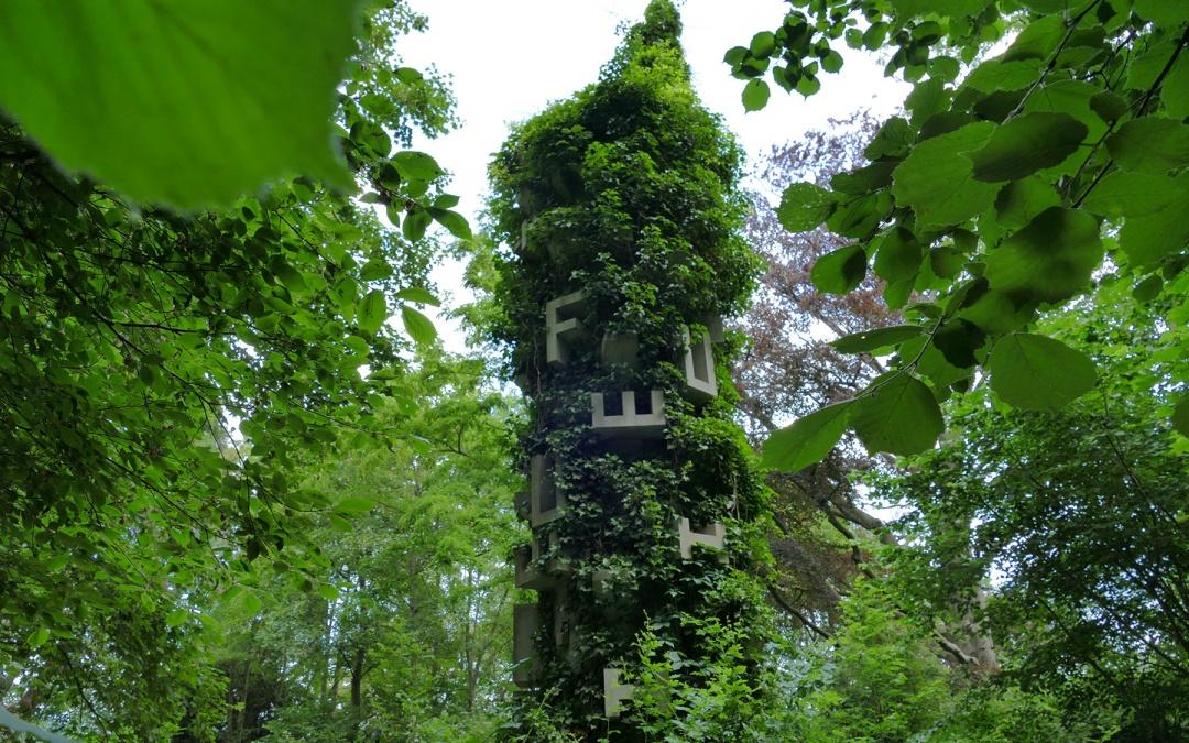 Pflanzenturm